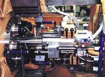 Checking Drills & Taps on Screw Machine