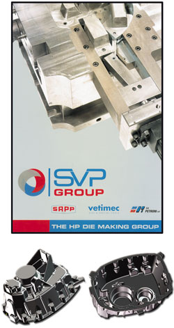 SVP Group Dies